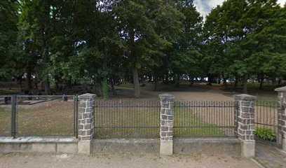 Liepājas Vecā kapsēta logo
