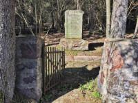 1.pasaules kara Somu karavīru brāļu kapi(Gailiņos) Logo