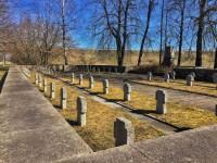 2.pasaules kara (vācu) brāļu kapsēta (autoceļa V13 mala)kapi Logo