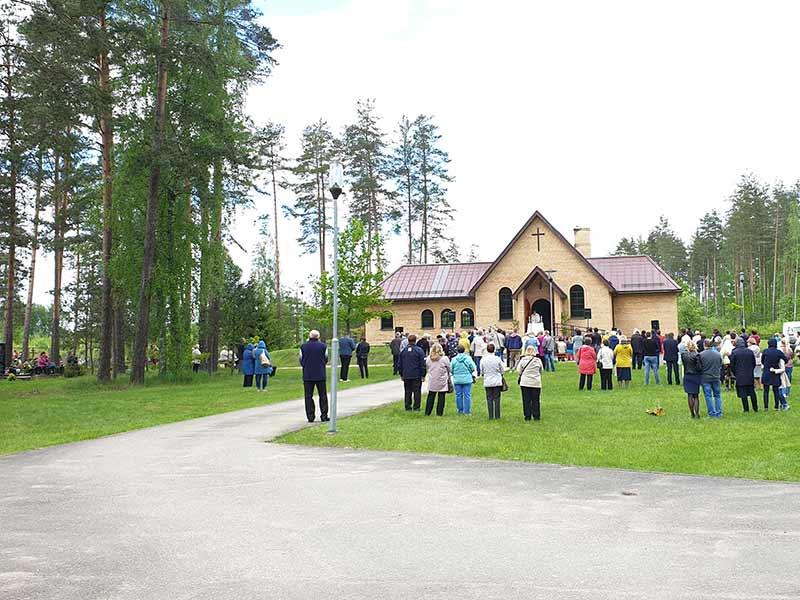 Kapu Svētku tradīcija Latvijā 2021