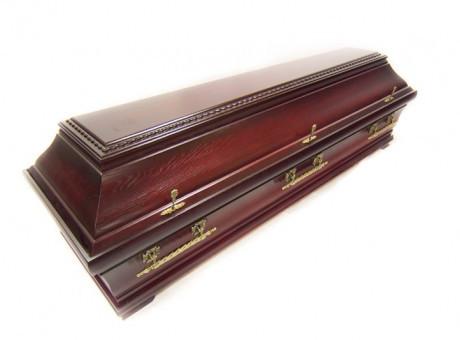 Maroon tone sarcophagus