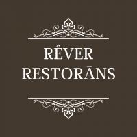 Banketu zāle, restorāns Rever Logo