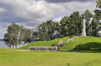 Piemineklis 7. Siguldas kājnieku pulka karavīriem logo