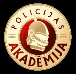 Policijas akadēmija 98 restorāns Логотип