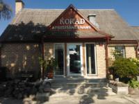 KORAD, Oļģerta Silova apbedīšanas nams