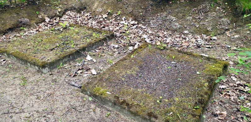 Kapatvieta pirms labiekārtošanos kapos