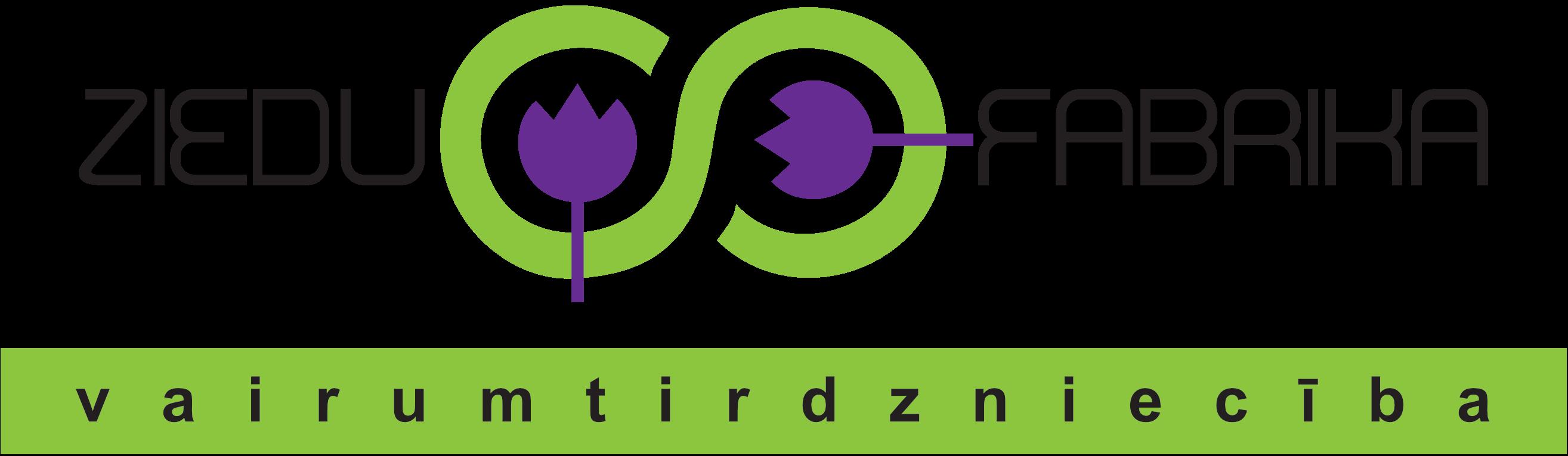 Ziedu Fabrika Логотип