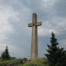 Polijas armijas I Leģiona brigādes pulka karavīru kapu piemiņas vieta Logo