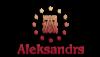 Aleksandrs restorāns, Arcada, tirdzniecības centrs Логотип