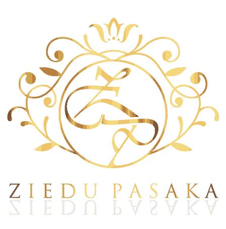 Ziedu pasaka Logo