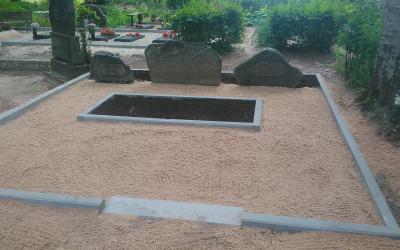 kvalitatīvākie darbi kapos Madonā Rūpniecības iela 32