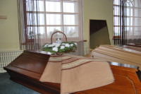 Arņa Krūmiņa apbedīšanas birojs