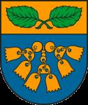 Rucavas novada bāriņtiesa Логотип