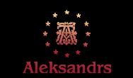 Aleksandrs restorāns, Centrs Logo