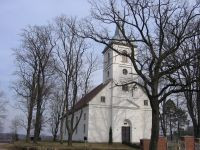 Lazdonas evaņģēliski luteriskā baznīca Logo