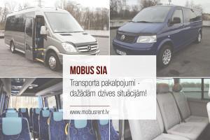 Pasažieru pārvadājumi