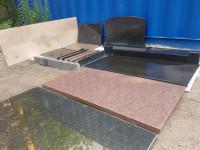 Stone Group, Granīta materiālu vairumtirdzniecība