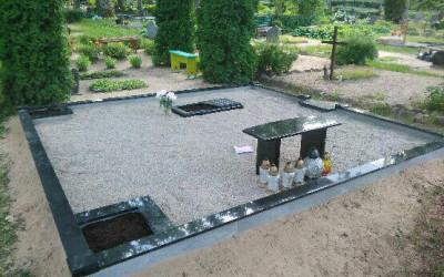 kapa vietas labiekārtošana Madonas novads