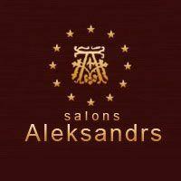 Aleksandrs restorāns Логотип