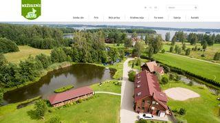 Viesu nams Mežbrenči-Daugmale Mājaslapa