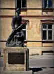 Cēsu Pulka Skolnieku rotas piemineklis