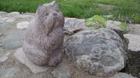 Kapu pieminekļu izgatavošana Tukuma novadā, akmeņkalis Guntis Celitāns Logo