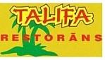 TALIFA restorāns Логотип