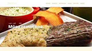 Akhtamar, restorāns webpage