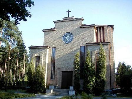 Rīgas Kristus Karaļa Romas katoļu baznīca Логотип