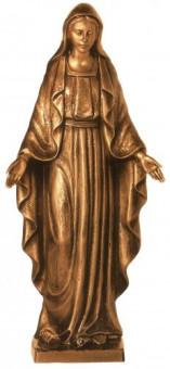 Statuete Marija no bronzas