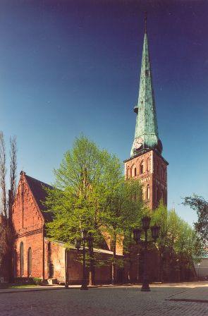 Rīgas Svētā Jēkaba Romas katoļu katedrāle Логотип