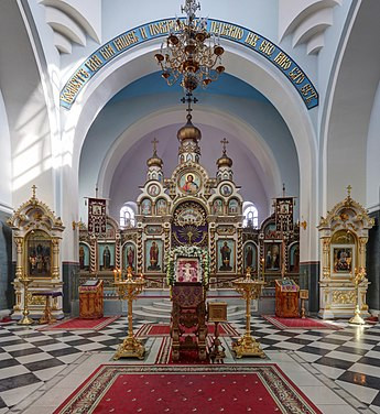Jelgavas Sv. Simeona un Sv. Annas pareizticīgo katedrāle Галерея