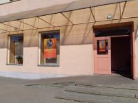 Stūrītis, kafejnīca Talsos Logo