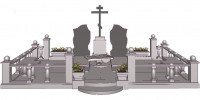 Memorial Services kapu labiekārtošana, 3D projektēšana, dizaineru pakalpojumi