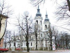 Rīgas Svētā Alberta Romas katoļu baznīca Logo