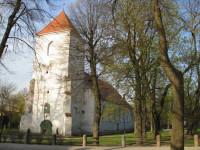 Bauskas Sv.Gara baznīca Логотип