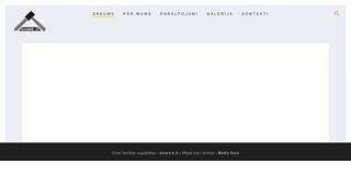 Aivars-K SIA Вебсайт