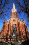 Rīgas Anglikāņu Svētā Pestītāja baznīca Логотип