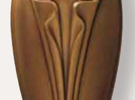 Бронзовая ваза