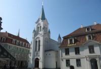 Rīgas Svētās Marijas Magdalēnas Romas katoļu baznīca Логотип