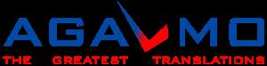 AGALMO SIA tulkošanas birojs Logo