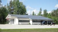 Jauna krematorija Latvijas republikā