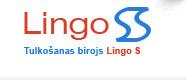 Lingo S SIA tulkošanas birojs Logo