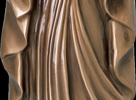 Bronzos statula Marija