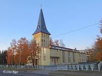Rīgas Svētā Antona Romas katoļu baznīca Логотип