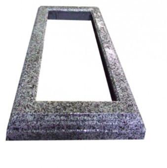 Kapu apmale no betona