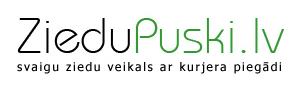 Ziedu Pušķi Logo