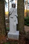 Biķeru kapsēta Logo
