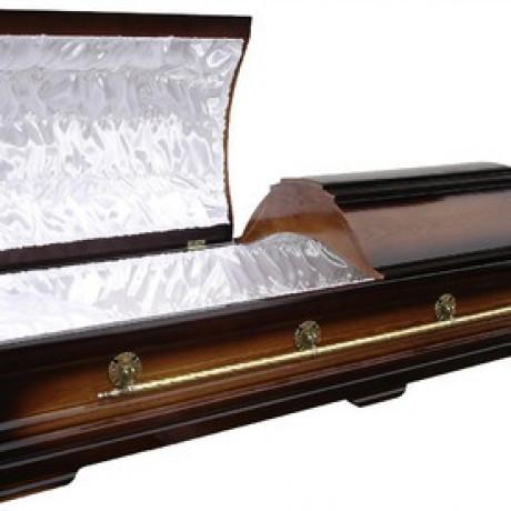 Koka zārks – sarkofāgs