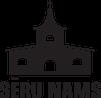 """Apbedīšanas birojs - SĒRU NAMS """"Černovs un Co"""" Logo"""